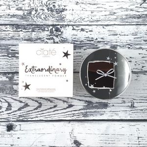 NEW Ciate London Extraordinary Translucent Powder